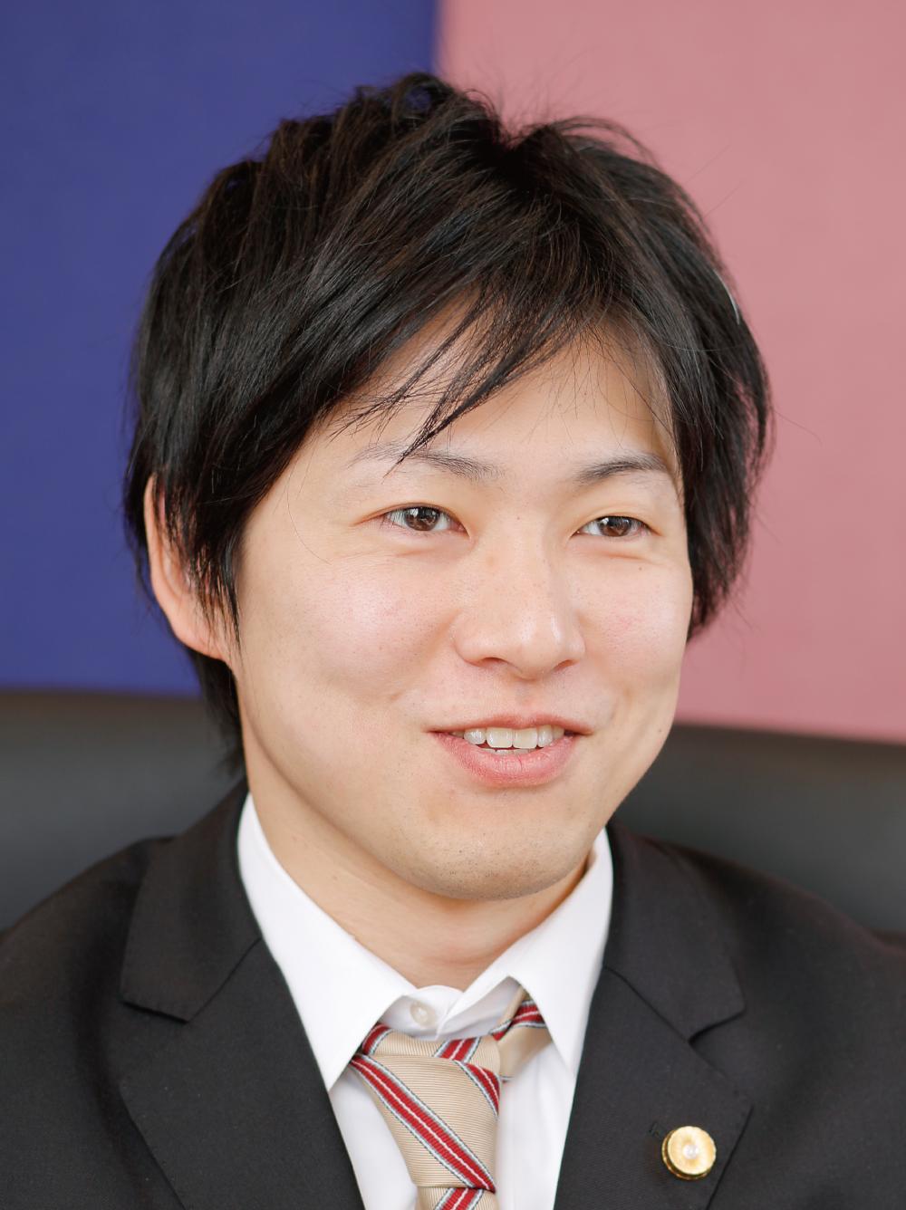 中川翔伍弁護士
