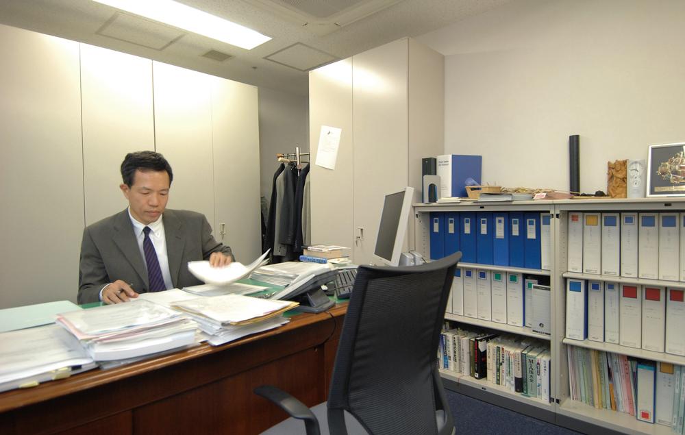 大江橋法律事務所
