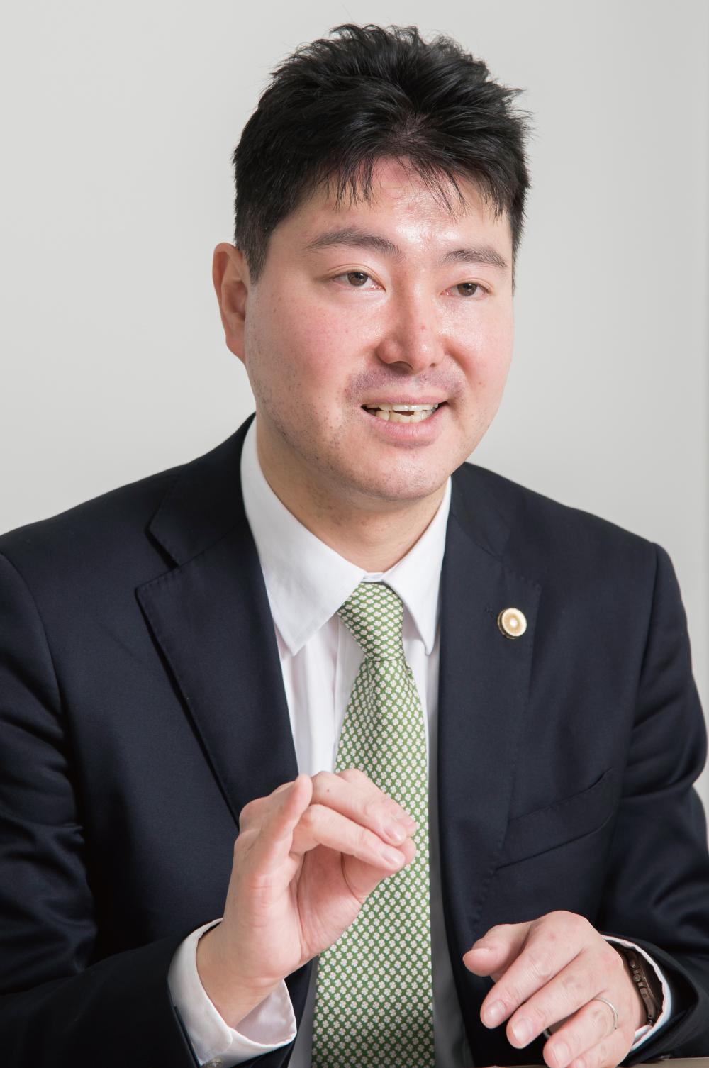 弁護士 若林 亮