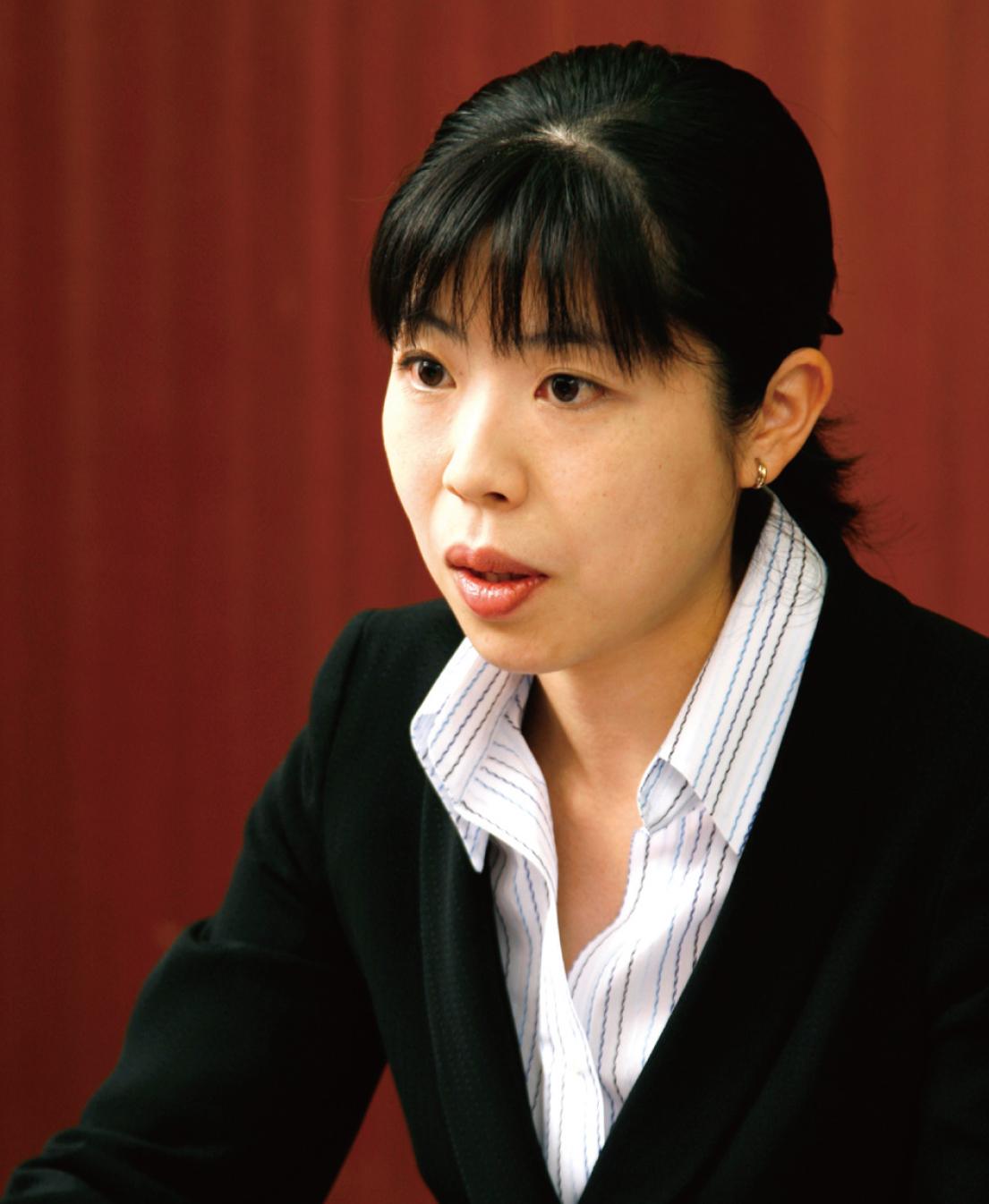 弁護士 竹山 智穂