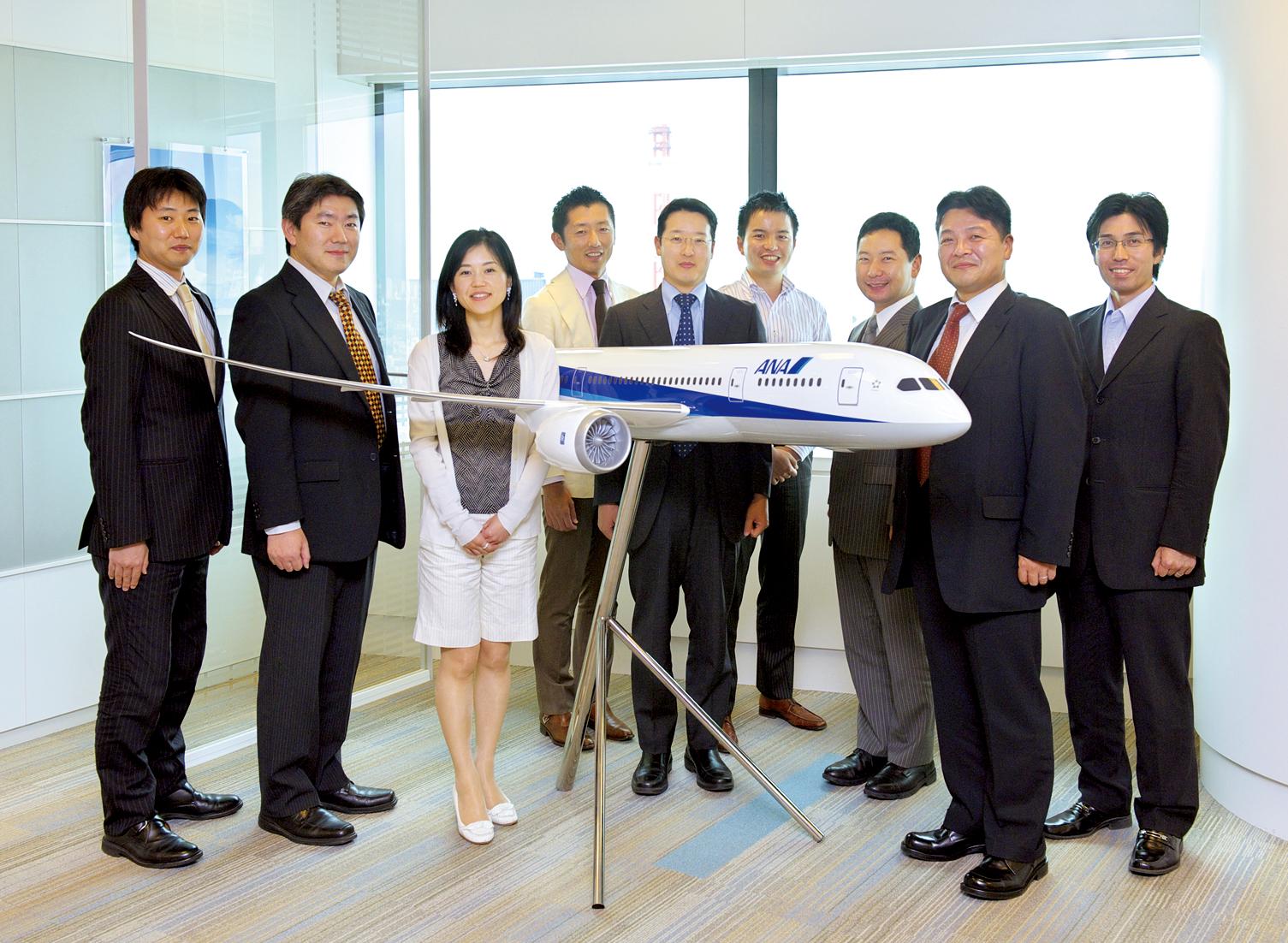 全日本空輸株式会社 法務部