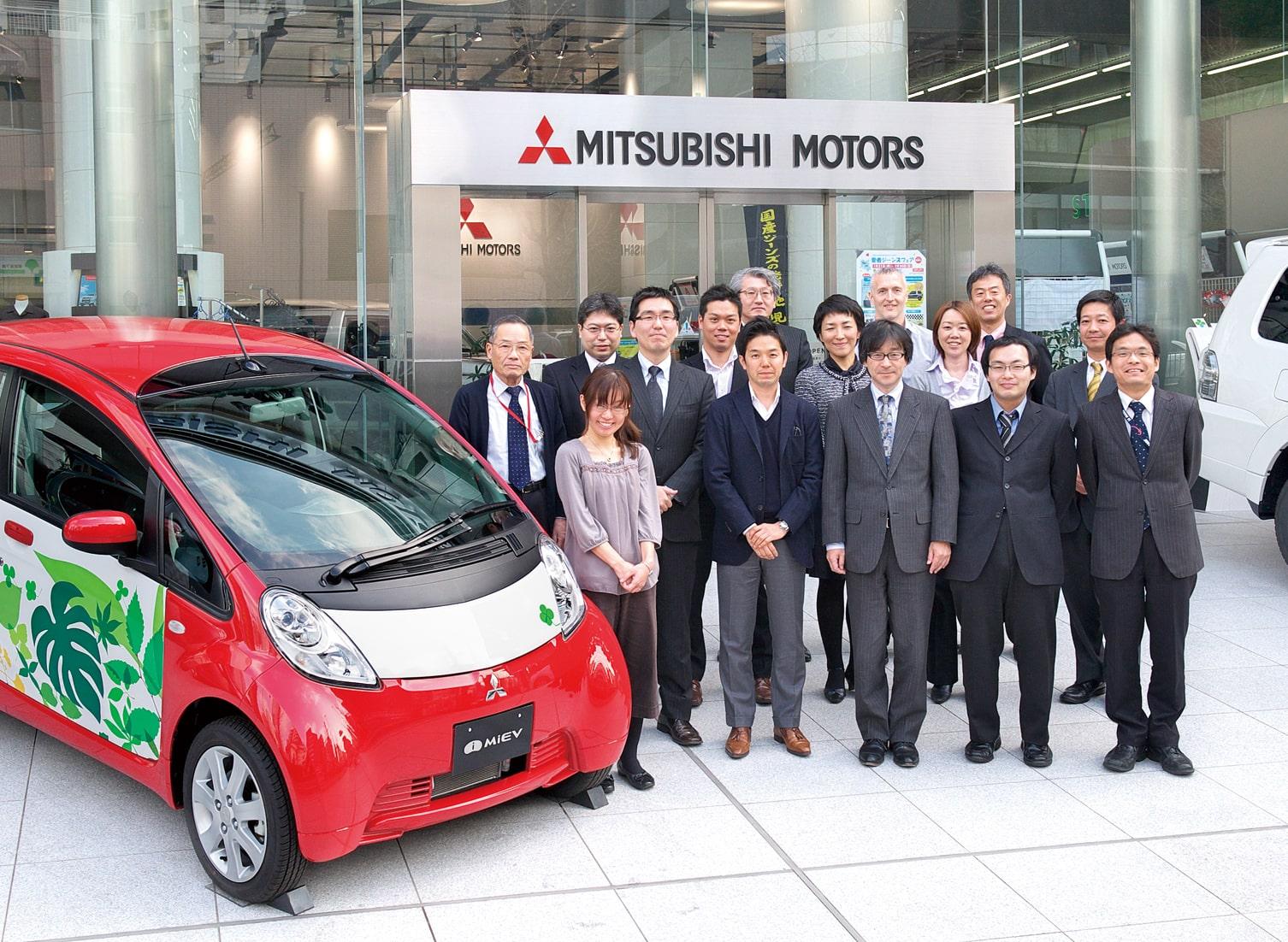 三菱自動車工業株式会社 法務部