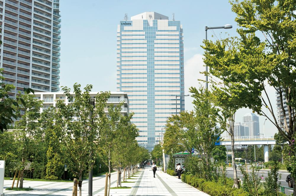 日本ユニシス株式会社 法務部