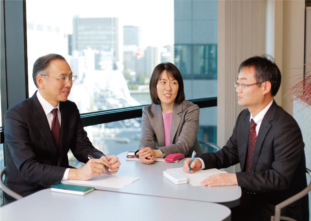 日清オイリオグループ株式会社 法務部