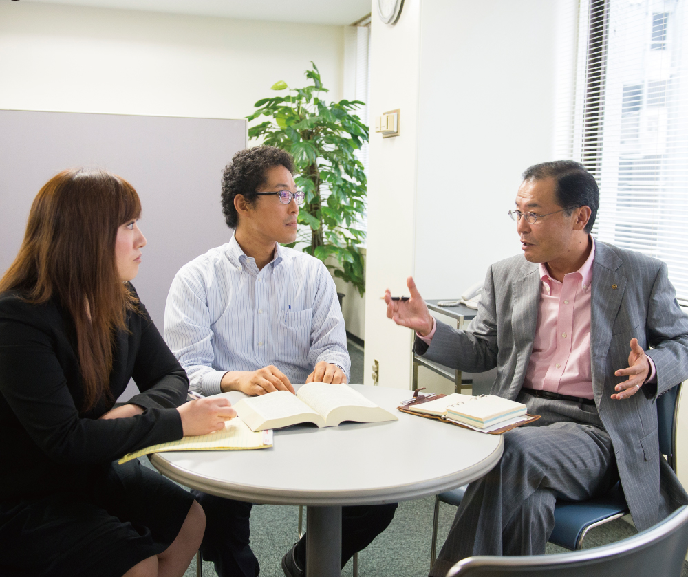 日本工営株式会社 法務・広報部