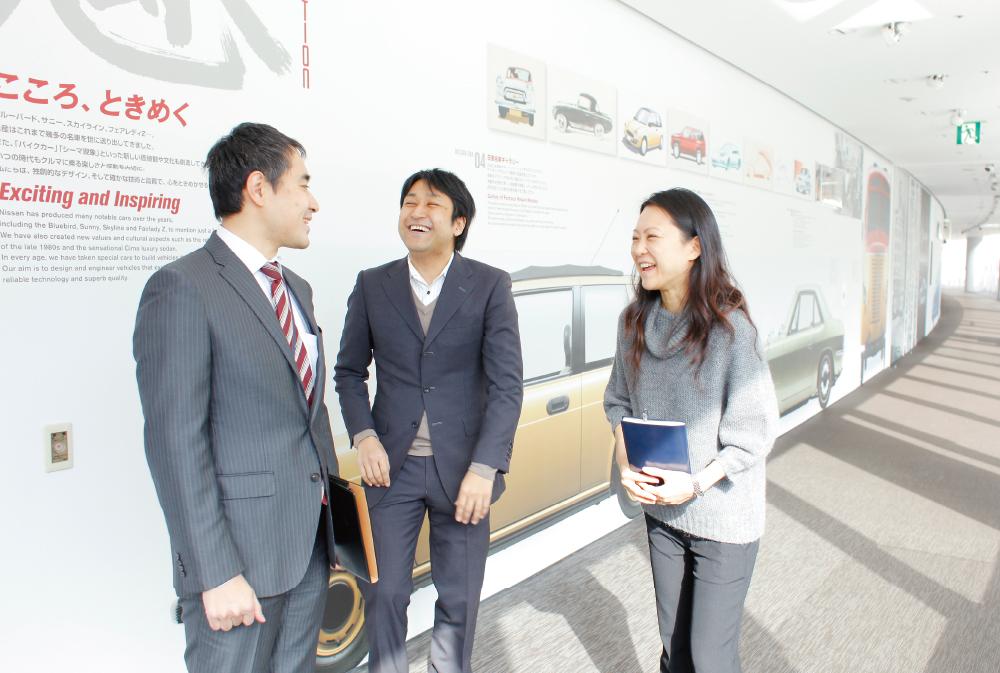 日産自動車株式会社 法務室