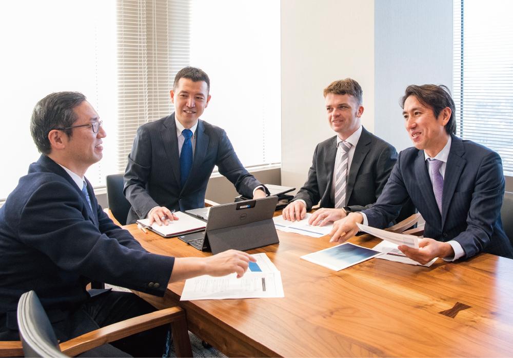 株式会社あおぞら銀行 トランザクションマネジメントグループ