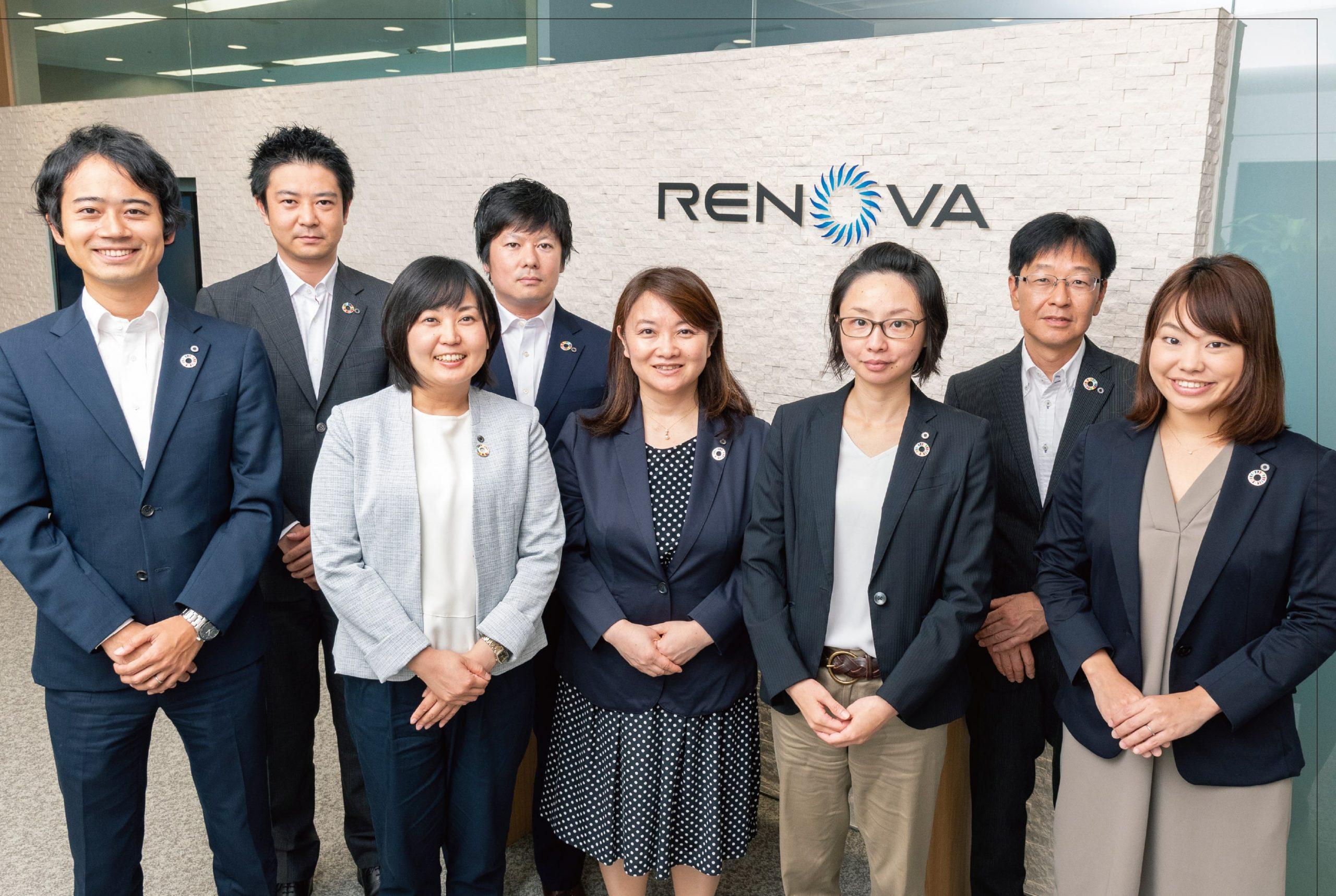 株式会社レノバ 法務部・プロジェクト法務部