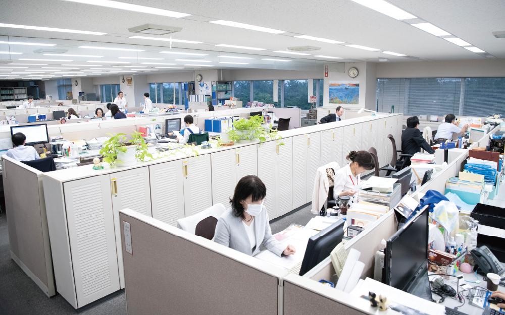 東洋エンジニアリング株式会社 経営管理本部 法務部